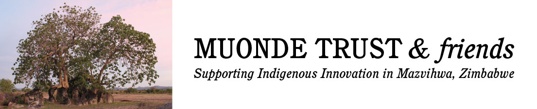 Muonde Trust + Friends of Muonde = ⇡ Indigenous Innovation